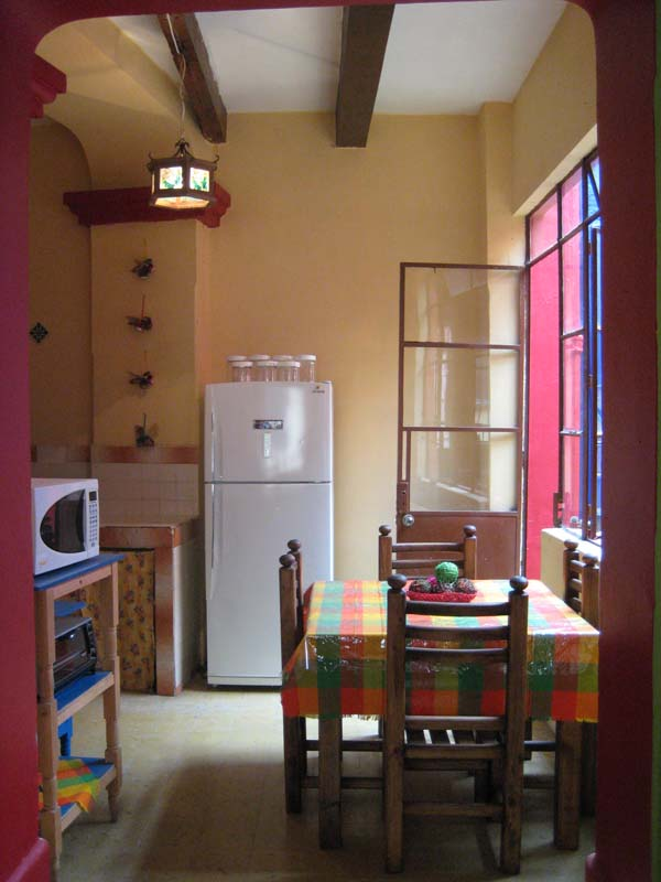 Rental Queretaro Mexico - Queretaro Apartments - Queretaro Guest House - Bedroom 1